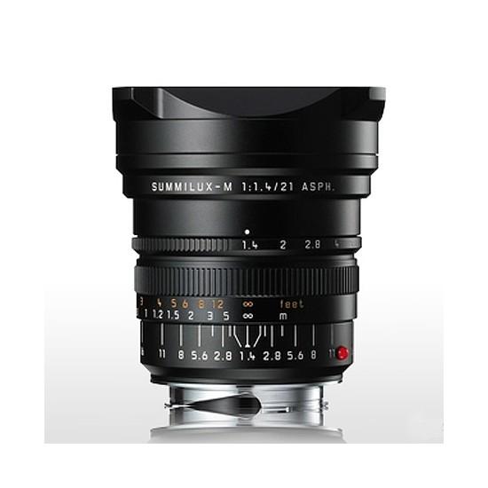 Leica Summilux 21mm f1.4 ASPH 6-Bit