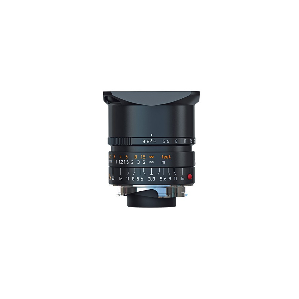 Leica Elmar 24mm f3.8 ASPH 6-Bit