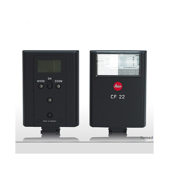 Leica Flash CF22 for D-Lux 4/5
