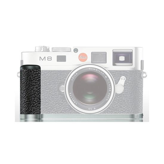 Leica Hand grip for M8.2, M9P,silver chrome finish
