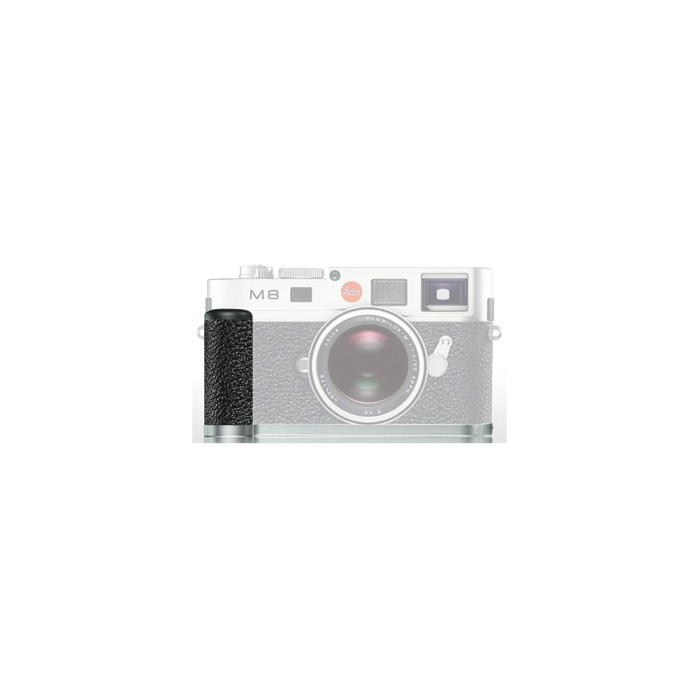 Leica Hand grip for M8.2, M9P,silver chrome finish