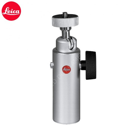 Leica Large Ball Head Silver Anodized Finish