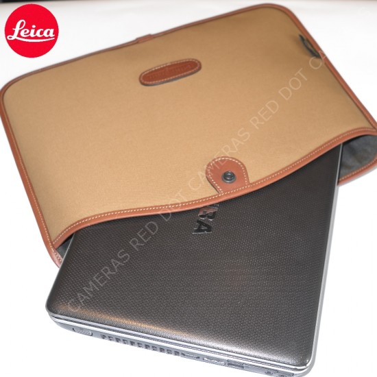 "Billingham Laptop Bag Khaki-Tan 13"""