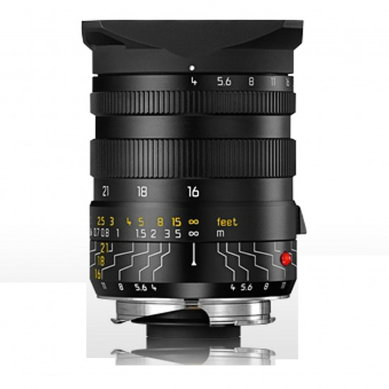 Leica Tri-Elmar-M ASPH. 16-18-21mm f/4 Without Finder