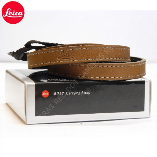 Leica D-Lux 6 Leather Strap - Brown (matches 18727 & 18730)
