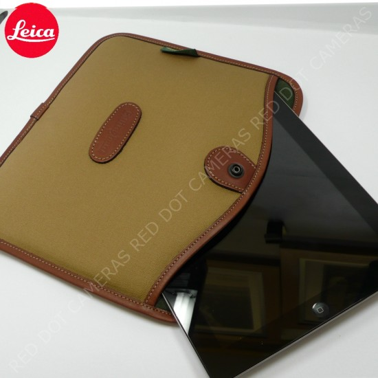 Billingham Tablet Slip Khaki/Tan