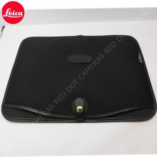 """Billingham Laptop Bag Black-Black 15"""""""