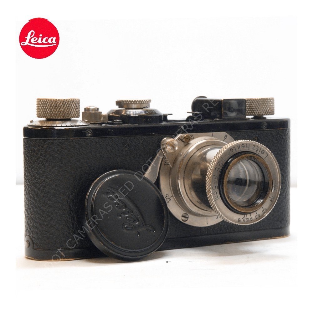 Leica I Model A with Hektor 50mm f2.5