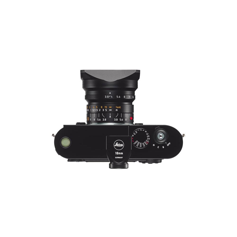 Leica 18mm/f3.8 SUPER-ELMAR-M ASPH. Black