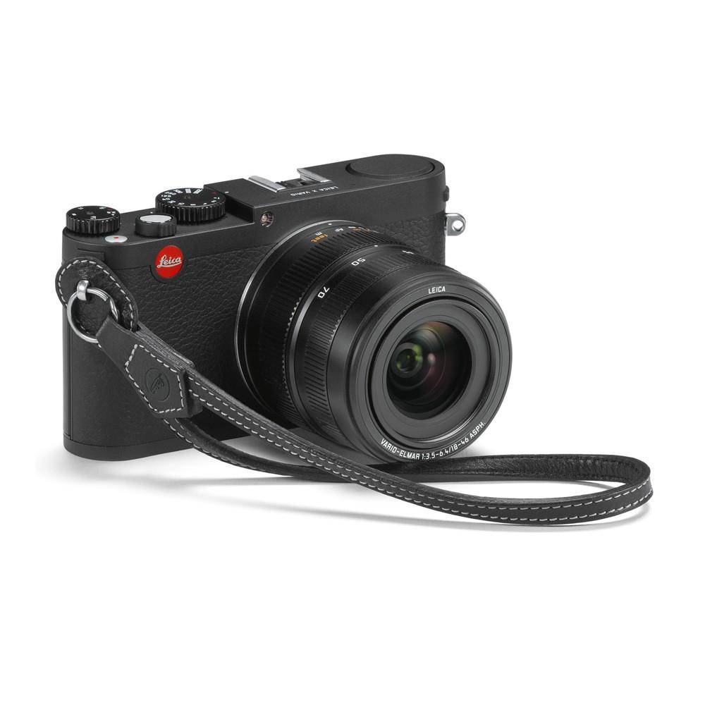 Leica X Vario Wrist Strap Black