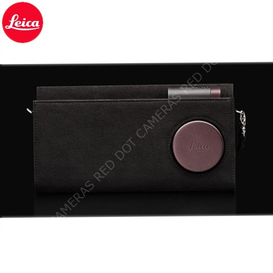 LEICA C-Clutch bag, dark-red