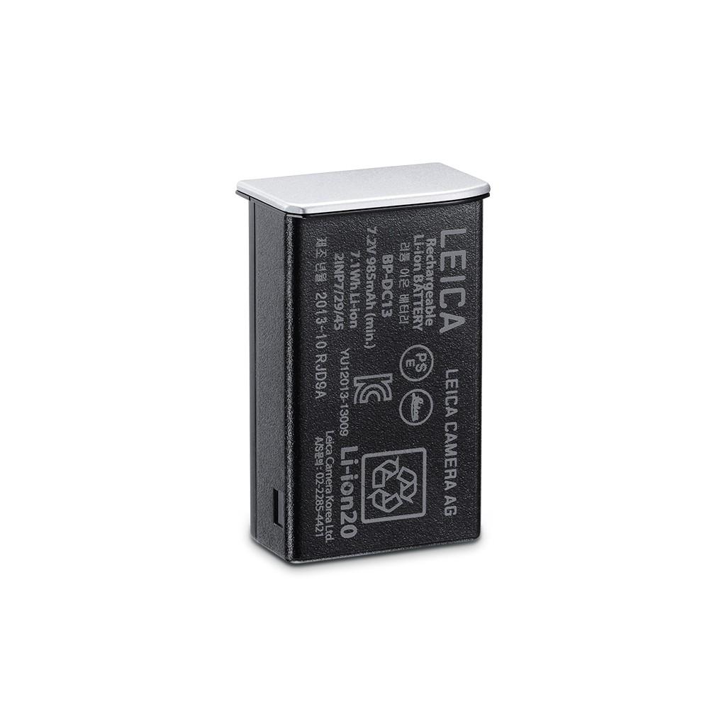 Leica TL Lithium-Ion Battery BP-DC13, Silver