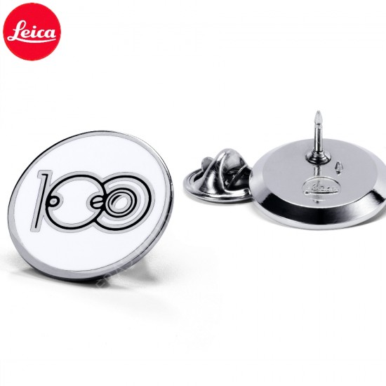 "Leica Pin ""100 Years"""