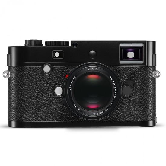 Leica M-240-P Black Paint Body