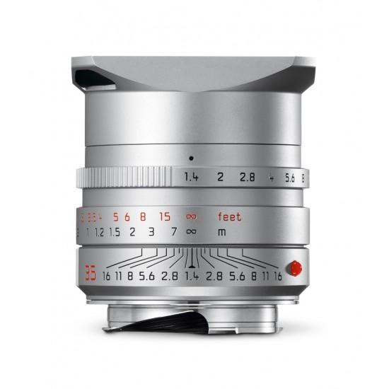 Leica Summilux-M 35mm f1.4 ASPH 6-Bit Chrome