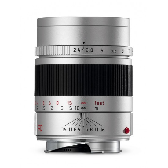 Leica Summarit-M 90mm f2.4 6-Bit Chrome