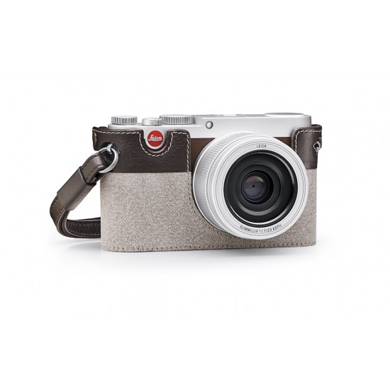 Leica Protektor X Vario & X, leather, taupe (Country)