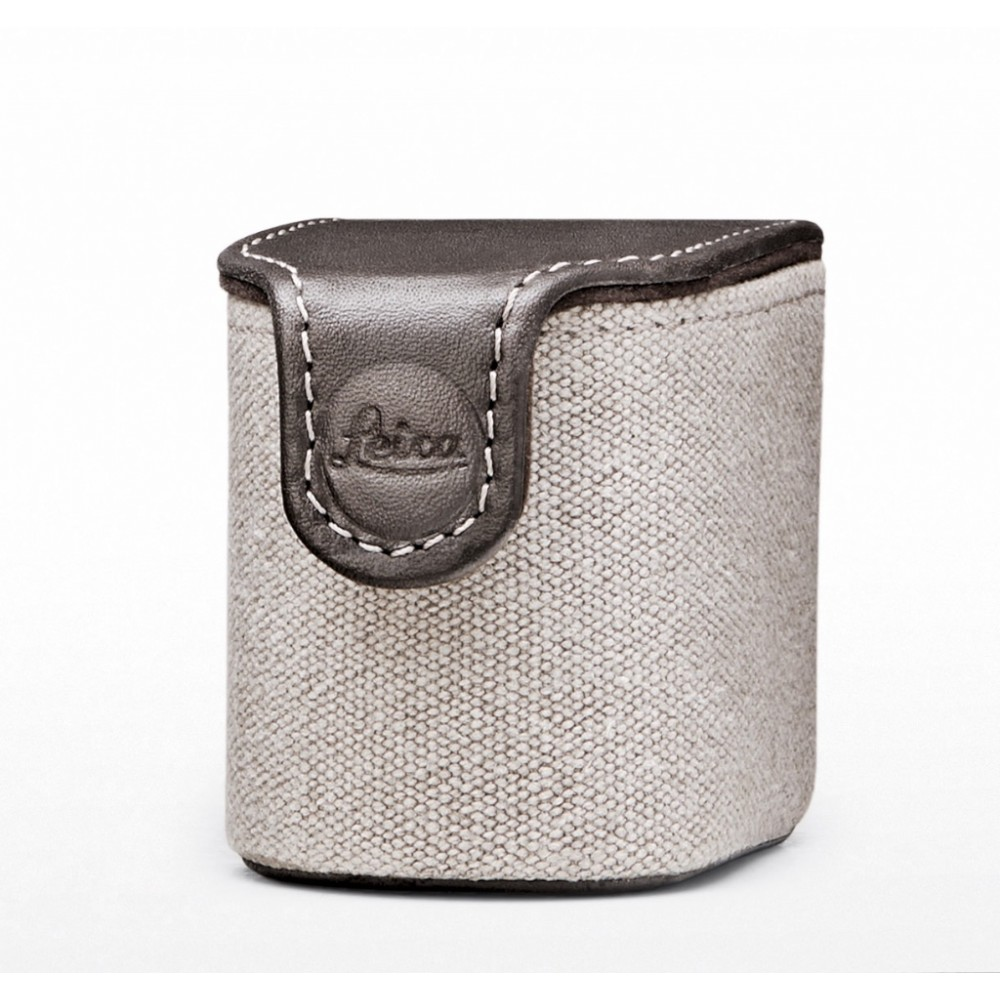 Leica Protection case for Visoflex, Canvas, taupe (Country)