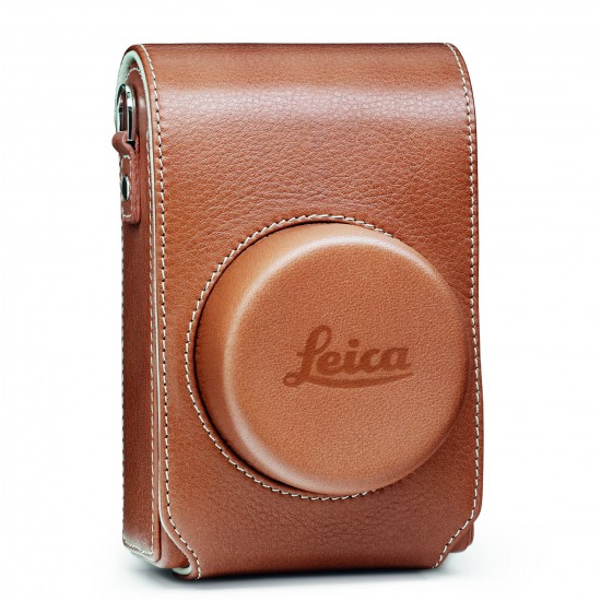 Leica Leather case D-LUX (Typ 109), cognac