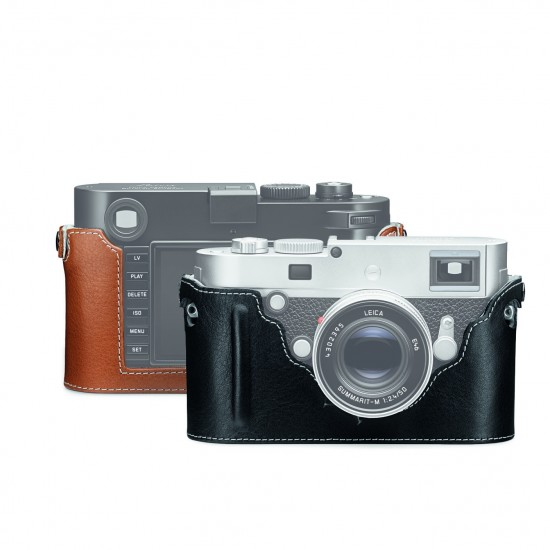 Leica Camera Protector M/M-P (Typ 240) Cognac