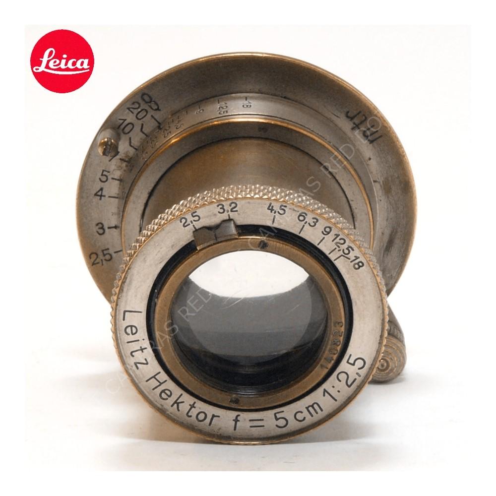 Leitz OLEYO Single Shot & Nickel Hektor 50mm f2.5