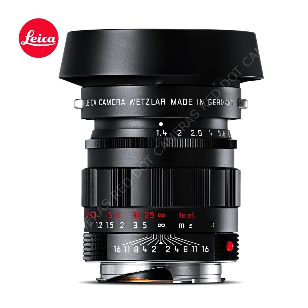 Leica RETRO Summilux-M 50mm f1.4 ASPH 6-Bit Black Chrome