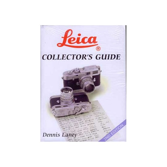 Leica Collectors Guide 2nd Edt. By d Laney