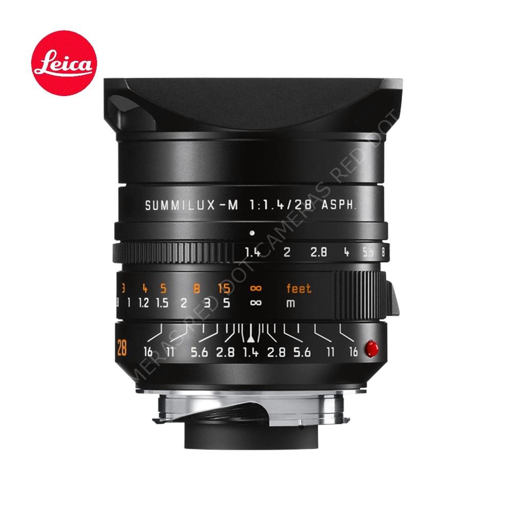 Leica Summilux-M 28mm f/1.4 ASPH-M