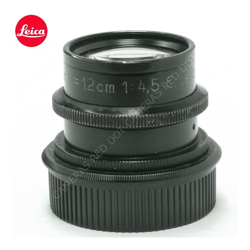 Leitz Summar 12cm f4.5 L-39 Repro Lens
