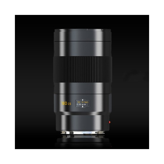 Leica Apo-Tele-Elmar-S 180mm f3.5 CS