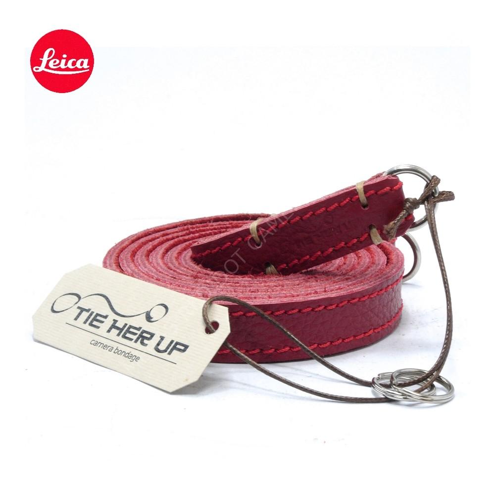 'Tie Her Up' Rivera 100cm Red Neck Strap