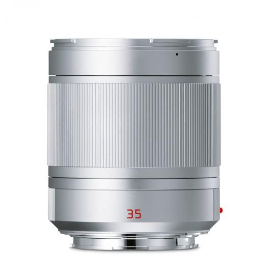 Leica Summilux-TL 35mm f/1.4 ASPH., Silver Anodized