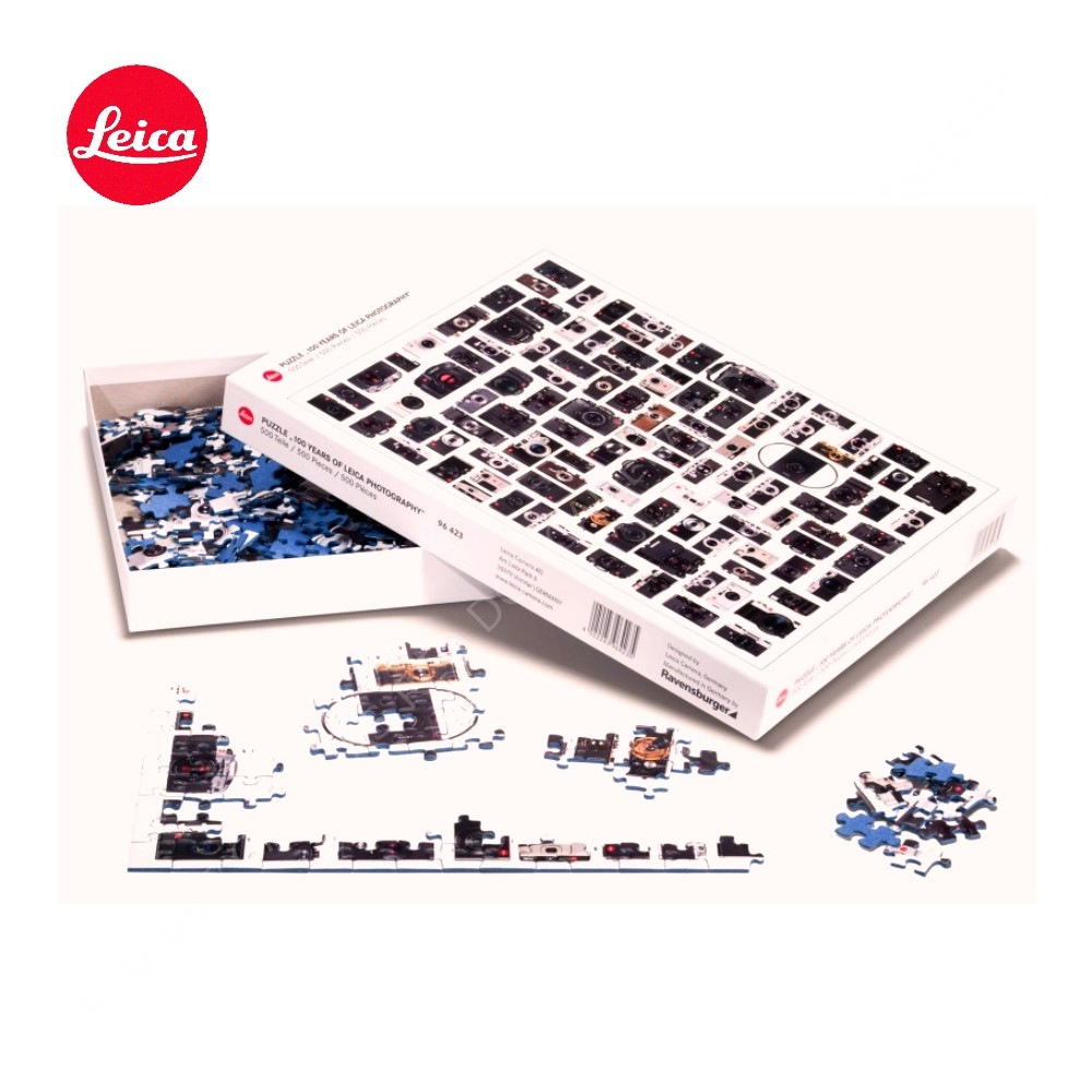 """Leica """"100 Years"""" Puzzle"""