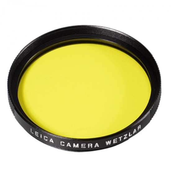 Leica E46 Filter Yellow