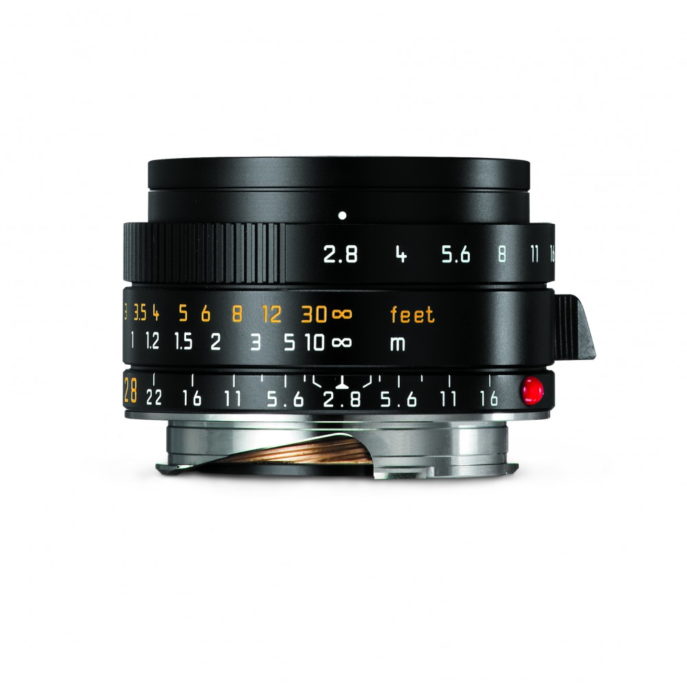 NEW Leica Elmarit-M 28mm f/2.8 ASPH-M