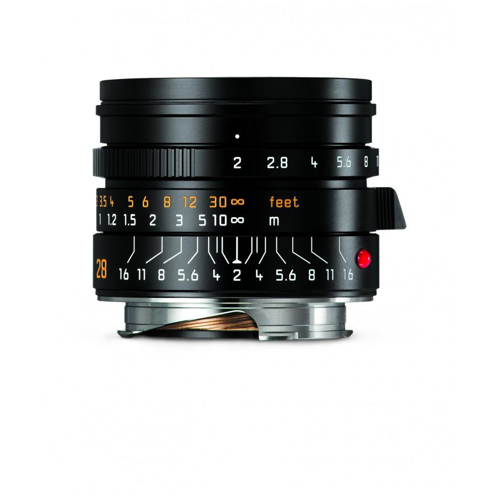 NEW Leica Summicron-M 28mm f/2 ASPH-M
