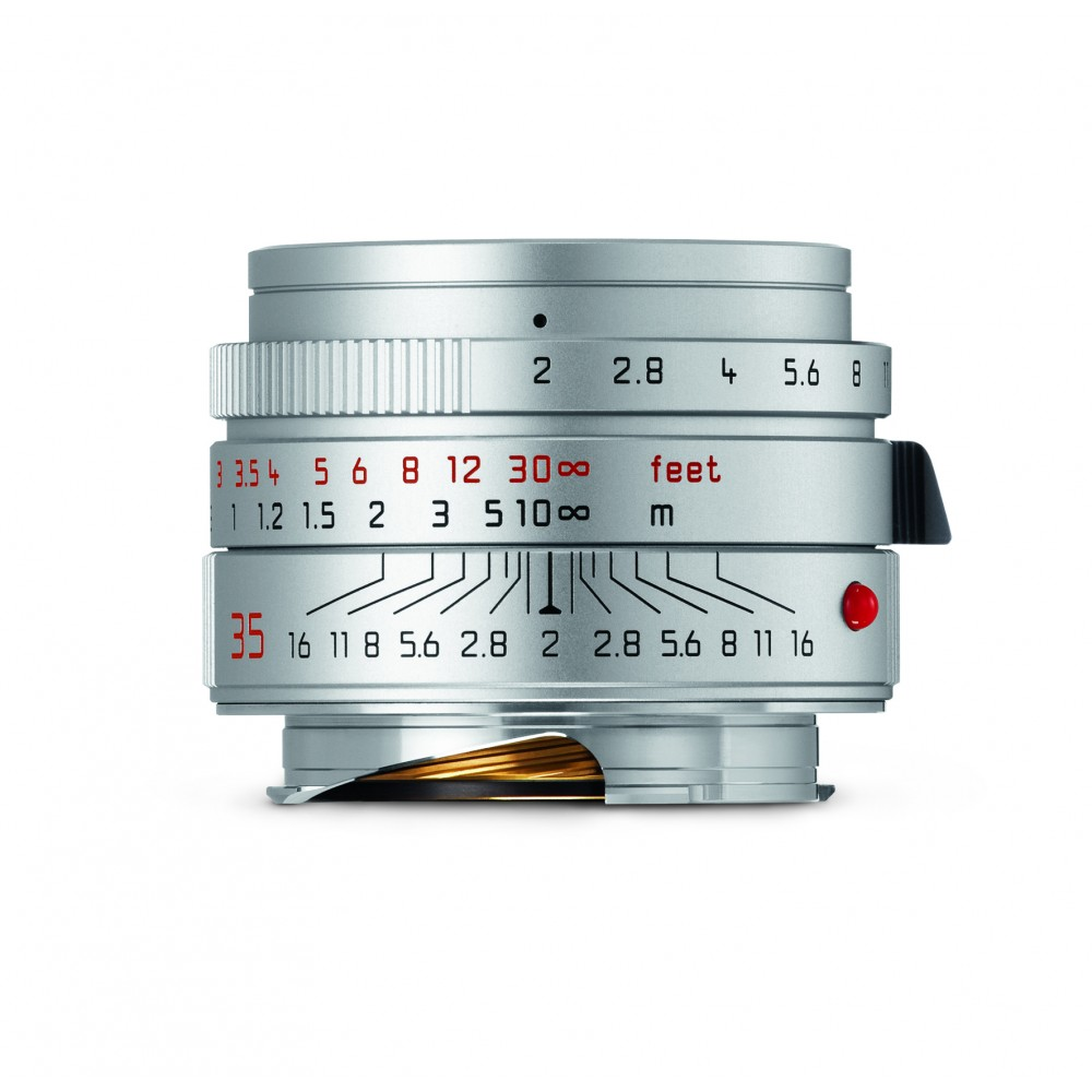 Leica Summicron 35mm f2 ASPH-M Chrome