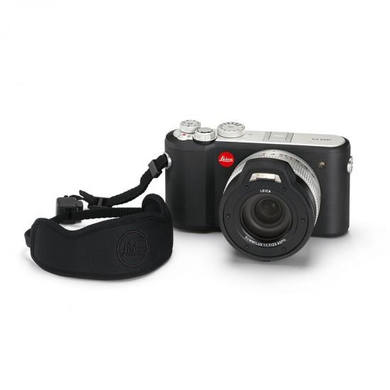 Leica Outdoor Wrist Strap X-U (Black Neoprene)