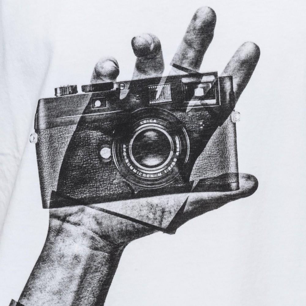 Cooph T-Shirt Snapographer White (Medium)