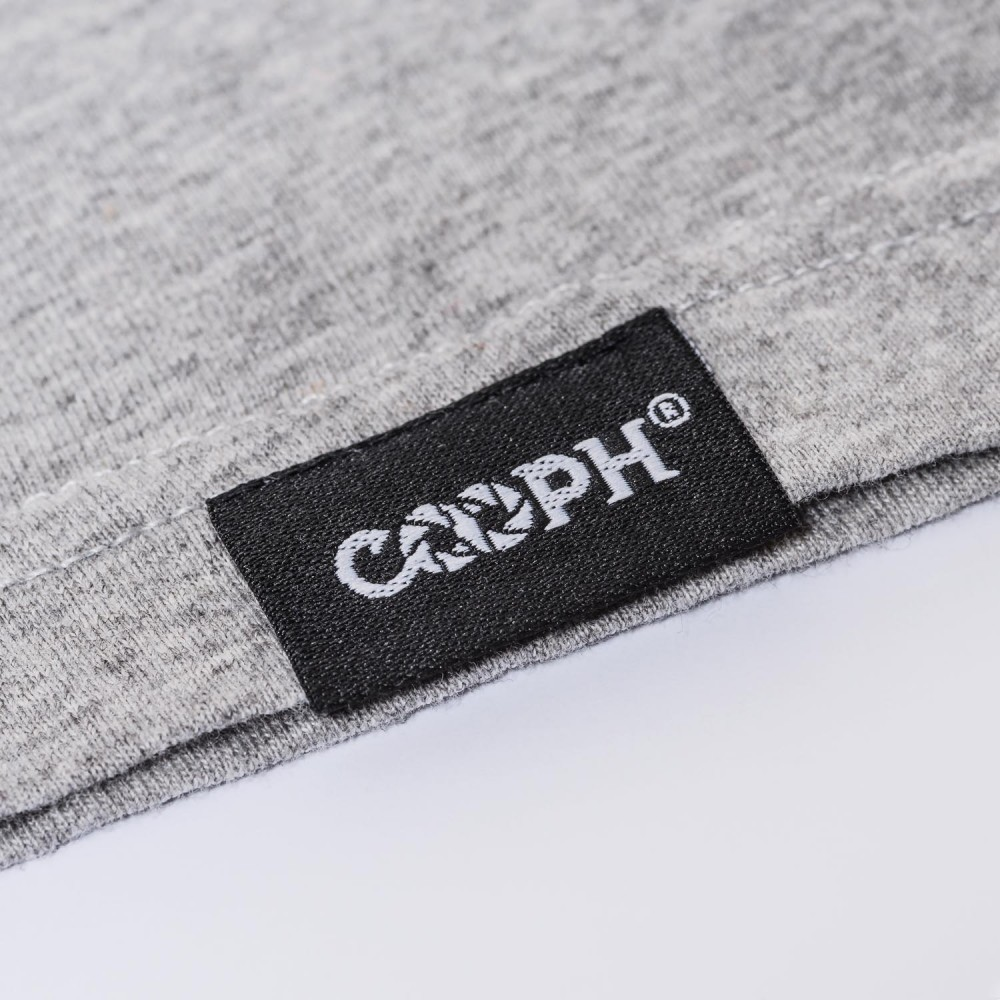 Cooph T-Shirt Camchart Gray (Small)