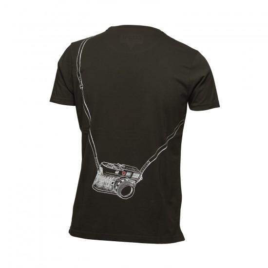 Cooph T-Shirt Leicographer Khaki (Small)