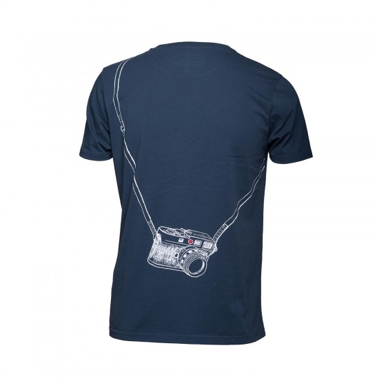 Cooph T-Shirt Leicographer Petrol (XXLarge)