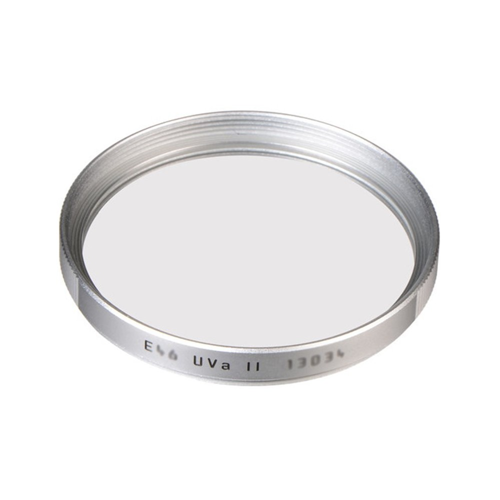 Leica E46 Filter UVa II Chrome