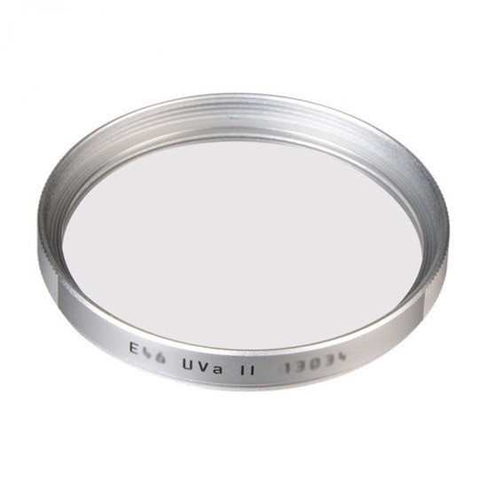 Leica E55 Filter UVa II Chrome