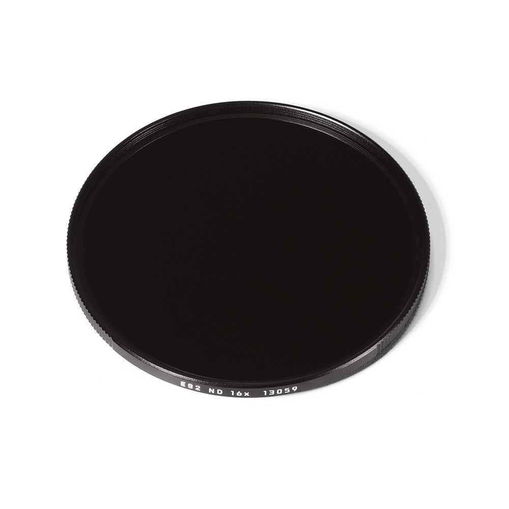 Leica E60 Filter ND 16x Black