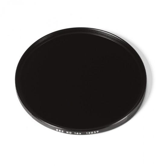Leica E72 Filter ND 16x Black