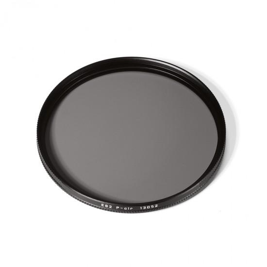 Leica E72 Filter Pol-Cir Black