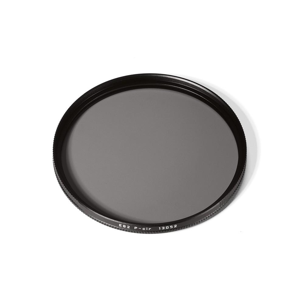 Leica E82 Filter Pol-Cir Black