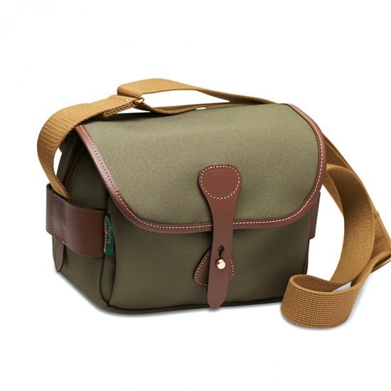 Billingham S2 Sage/Chocolate Bag (FibreNyte)