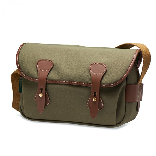 Billingham S3 Sage/Chocolate Bag (FibreNyte)